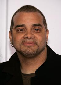 Sinbad at the world premiere of