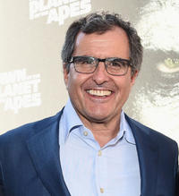 Peter Chernin at the California premiere of