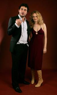 Jeremy Sisto and Heather Graham at the AFI FEST 2006.