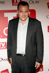 Tom Sizemore at the 4th annual TV Guide after party celebrating Emmys 2006.