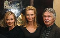 Jessica Lange, Joan Allen and Tom Skerritt at the Toronto International Film Festival reception of