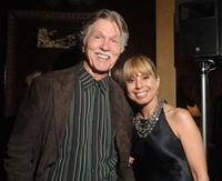 Tom Skerritt and Chanels Anny Kazanjian at the Toronto International Film Festival gala presenation of the film