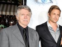 Tom Skerritt and Gabriel Macht at the premiere of