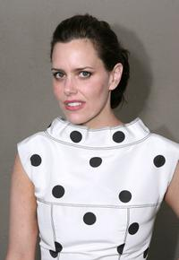 Ione Skye at the opening of the new Oscar De La Renta Boutique.