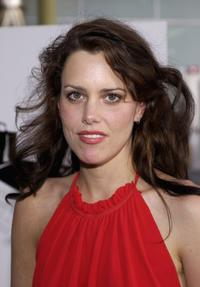 Ione Skye at the premiere of