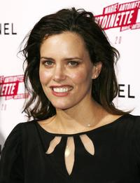 Ione Skye at the special screening of