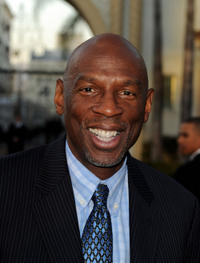 Geoffrey Canada at the California premiere of