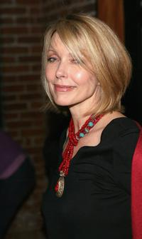 Susan Blakely at the VDAY West LA 2006 cocktail reception.
