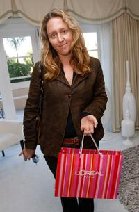 Brooke Smith at The Luxury Lounge in honor of the 2008 SAG Awards featuring the L'Oreal Paris Beauty Suite.