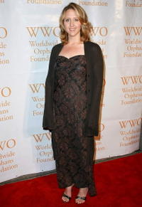 Brooke Smith at the 4th Annual Worldwide Orphans Foundation benefit gala.