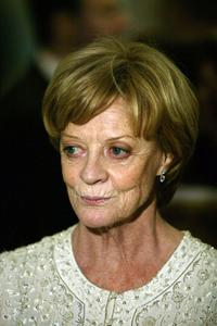 Maggie Smith at the Cinema and Television Benevolent Fund (CTBF) Royal Film Performance Annual Charity.
