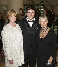 Maggie Smith, Daniel Bruhl and Judi Dench at the Cinema and Television Benevolent Fund (CTBF) Royal Film Performance annual charity screening, this year of
