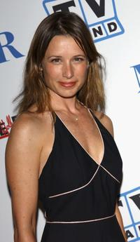 Shawnee Smith at the Museum of Television and Radio Cocktail Party.