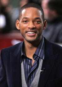 Will Smith on NBC's Today Show in New York City.
