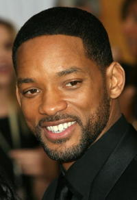 Will Smith at the 13th Annual Screen Actors Guild Awards in Los Angeles, California.
