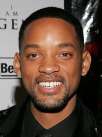 Will Smith at the New York premiere of