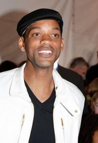 Will Smith at the Nickelodeon's 2008 Kids' Choice Awards.