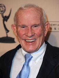 Tom Smothers at the Academy of Television Arts and Sciences 19th Annual Hall of Fame Induction.