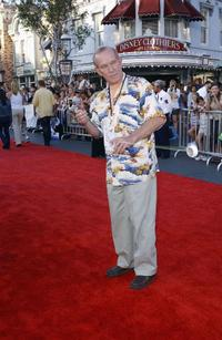 Tom Smothers at the world premiere of