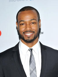 Isaiah Mustafa at the 36th Annual ONE Show Honors The Best In International Advertising in New York.
