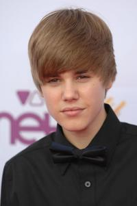Justin Bieber at the VIVA Comet 2010 Awards.