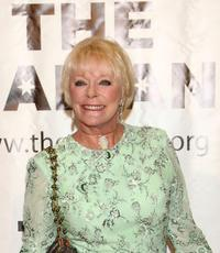 Elke Sommer at the Thalians 53rd Annual Ball.