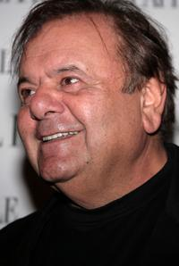 Paul Sorvino at the Capitol File holiday issue party.