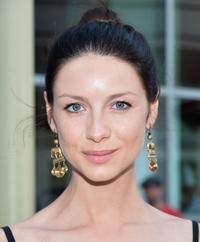 Caitriona Balfe at the California premiere of