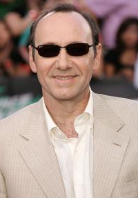 Kevin Spacey at the 2006 MTV Movie Awards.