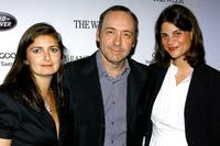 Kevin Spacey, Vanessa Wingate and Katrina Pavlosat at the screening of