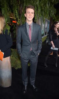 Thomas Mann at the California premiere of