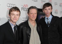 Dane DeHaan, Chris Cooper and DJ Qualls at the California premiere of