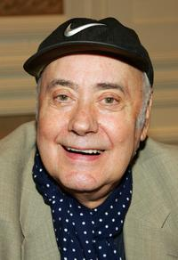 Victor Spinetti at the Best of British Comedy Lunch.