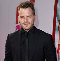 Rob Kazinsky at the California premiere of