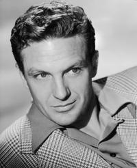 Robert Stack picture taken at the circa 1953 in Los Angeles, California.