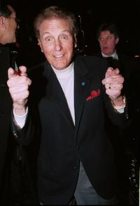 Robert Stack at the premiere of