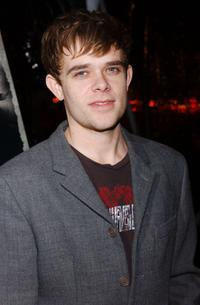 Nick Stahl at the Carnivale Second Season Party.