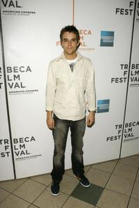 Nick Stahl at the 5th Annual Tribeca Film Festival for