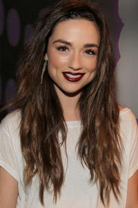 Crystal Reed at the 2011 MTV Video Music Awards in California.