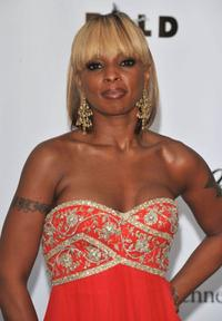 Mary J. Blige at the 61st International Cannes Film Festival.