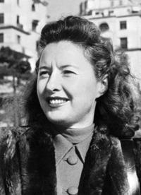 An Undated File Photo of Barbara Stanwyck.