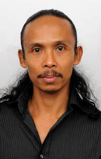 Yayan Ruhian at the photocall of