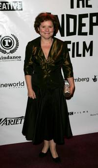 Imelda Staunton at the British Independent Film Awards.