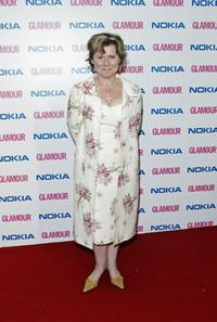 Imelda Staunton at the Glamour Women Of The Year Awards.
