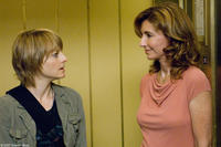 Jodie Foster and Mary Steenburgen in
