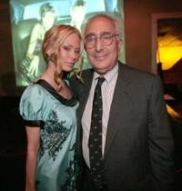 Jenna Jameson and Ben Stein at the crowning finale and celebration for VH1's America's Most Smartest Model.