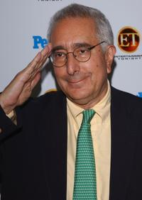Ben Stein at the Entertainment Tonight's Annual Emmy Awards Party.
