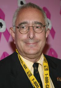 Ben Stein at the Susan B. Komen Breast Cancer Foundation Benefit.