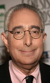 Ben Stein at the 20th Anniversary Genesis Awards.