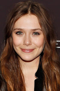 Elizabeth Olsen at a New York screening of